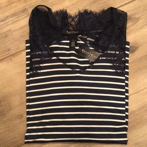 NWT White House/Black Market Tee